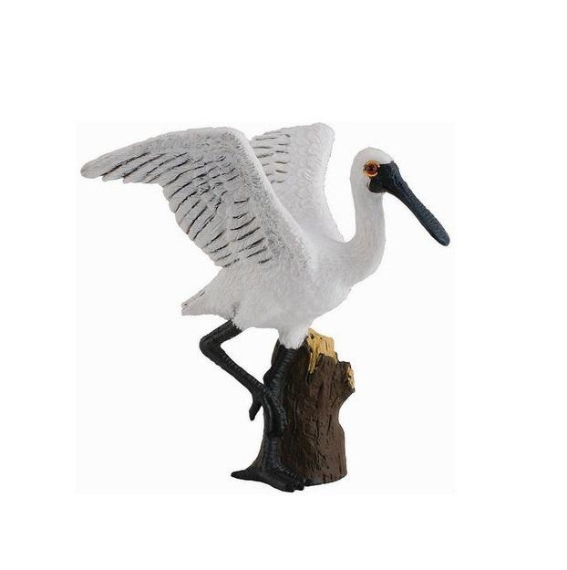 Купить Фигурка - Черноголовая колпица, размер M, 9 х 7 х 9 см., Collecta Gulliver