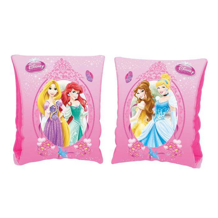 Купить Нарукавники для плавания Disney Princess, 23 х 15 см, 2 дизайна, Bestway