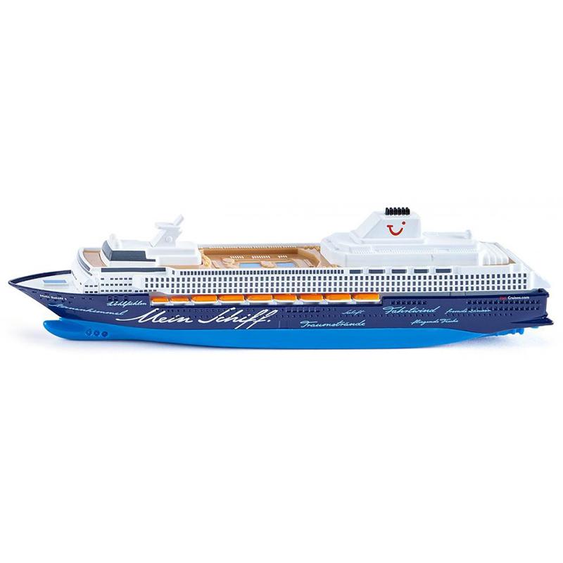 Купить Лайнер Mein Schiff 1, масштаб 1:1400, Siku
