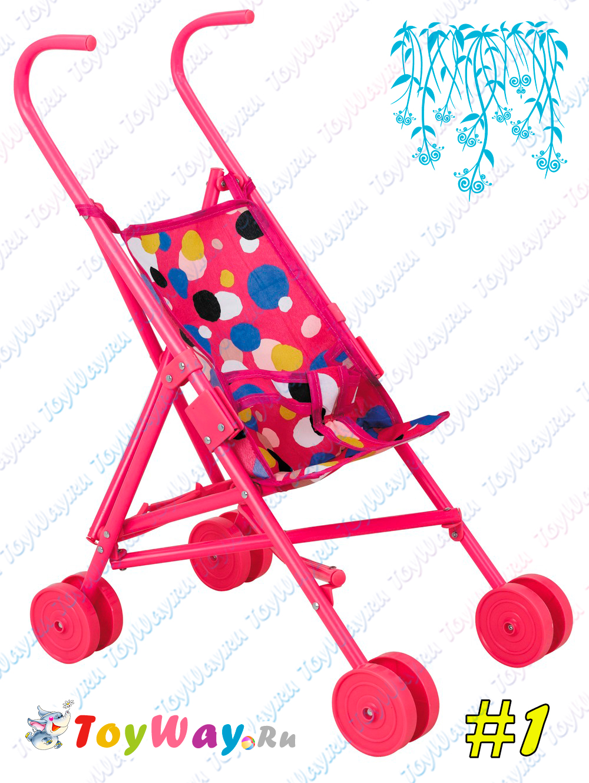 Купить Коляска - трость для кукол Buggy Boom Mixy, Melobo