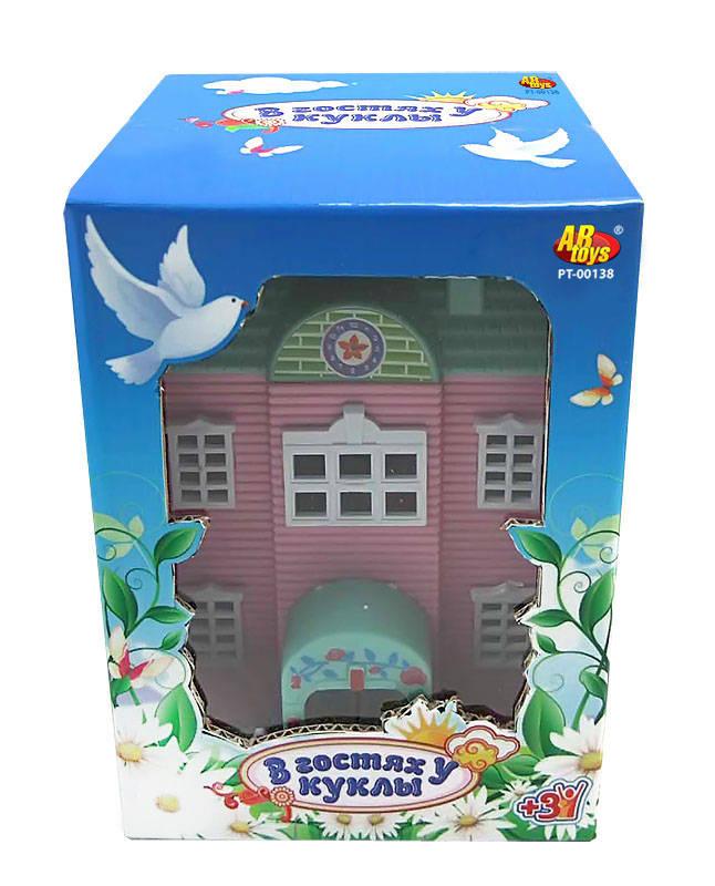 Игровой кукольный домик «В гостях у куклы»