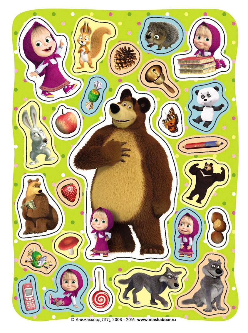 Наклейки для детей распечатать картинки
