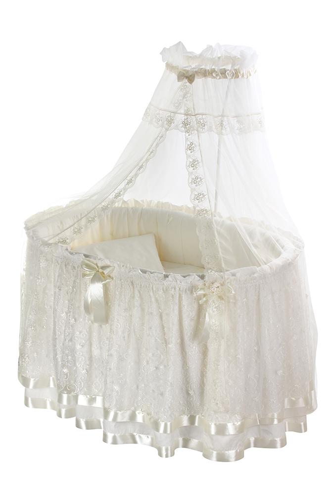 Комплект Nuovita Farfalle для кровати-трансформерa Nido Magia, 9 предметовДетское постельное белье<br>Комплект Nuovita Farfalle для кровати-трансформерa Nido Magia, 9 предметов<br>