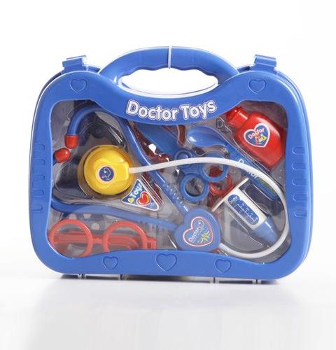 Купить Набор доктора - 13 предметов, JUNFA TOYS