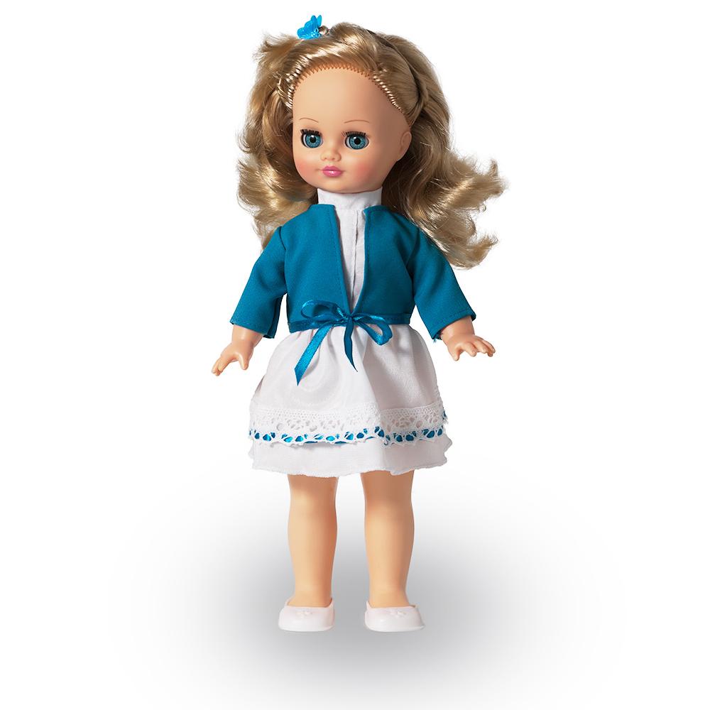 Кукла Герда 10 озвученная, 38 смРусские куклы фабрики Весна<br>Кукла Герда 10 озвученная, 38 см<br>