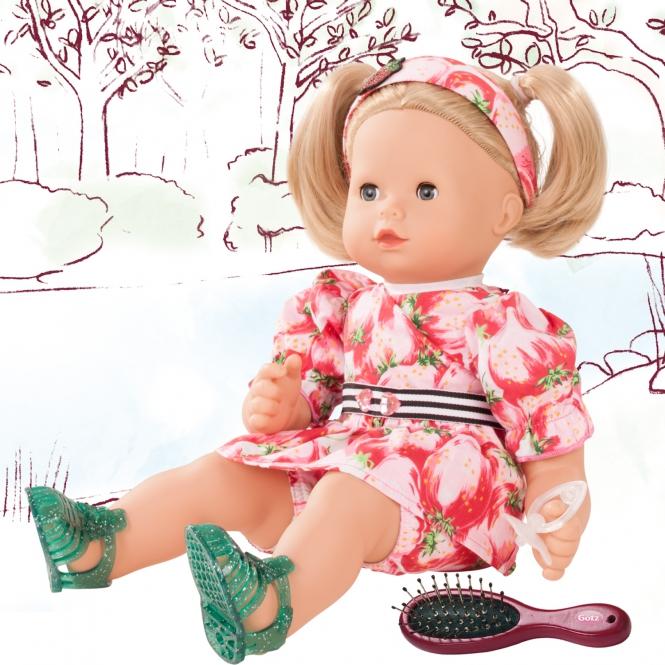 Купить Кукла - Макси-маффин, блондинка в розовом, Gotz