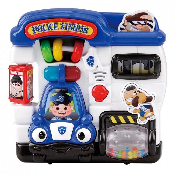 Развивающая игрушка - Полицейский участокРазвивающие игрушки PlayGo<br>Развивающая игрушка - Полицейский участок<br>