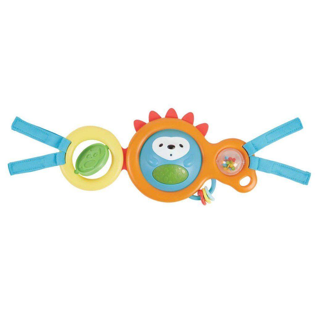 Развивающая игрушка-растяжка на коляску/кресло - Развивающая дуга. Игрушки на коляску и кроватку, артикул: 158696