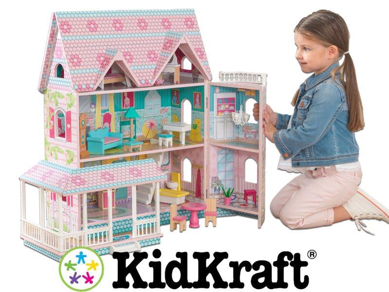 Купить Кукольный дом - Особняк Эбби, KidKraft