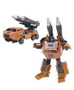 Купить Робот-трансформер - Burst, JUNFA TOYS