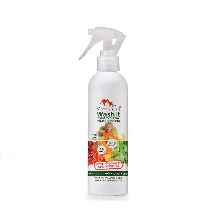 Специальное средство для мытья овощей, фруктов и ягодЧистый дом<br>Специальное средство для мытья овощей, фруктов и ягод<br>