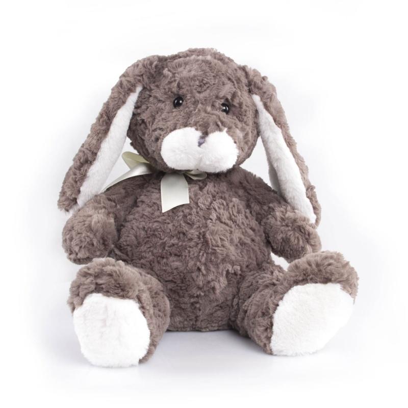 Мягкая игрушка – Зайка Мил, 25 см.Зайцы и кролики<br>Мягкая игрушка – Зайка Мил, 25 см.<br>