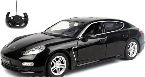 Rastar Porsche Panamera, открываются двери, 50 см.Машины на р/у<br>Rastar Porsche Panamera, открываются двери, 50 см.<br>