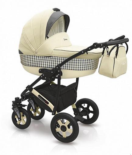 Купить Детская коляска Camarelo Carera 2 в 1, бежевая