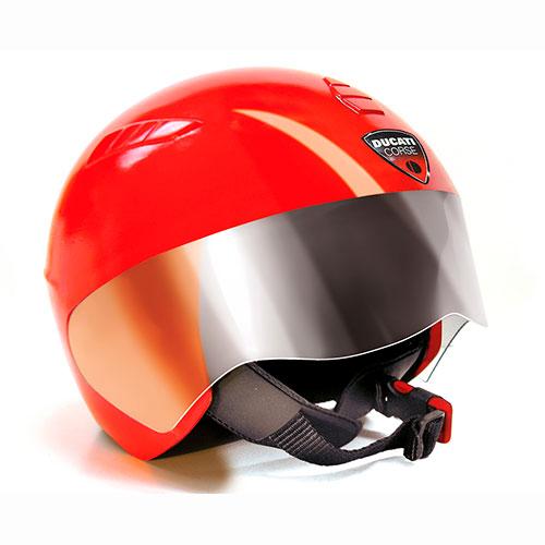 Защитный шлем Ducati красный от Toyway