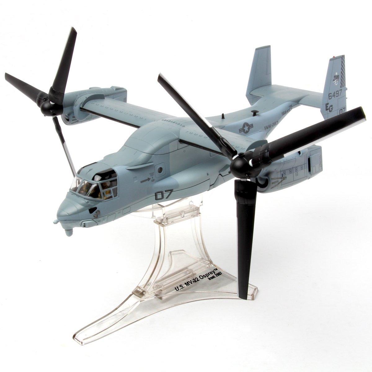 Модель вертолета MV-22 Osprey США, 1:72Военная техника<br>Модель вертолета MV-22 Osprey США, 1:72<br>