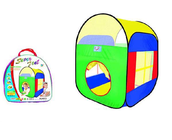 Купить Детская игровая палатка - Super Tent, Joy Toy