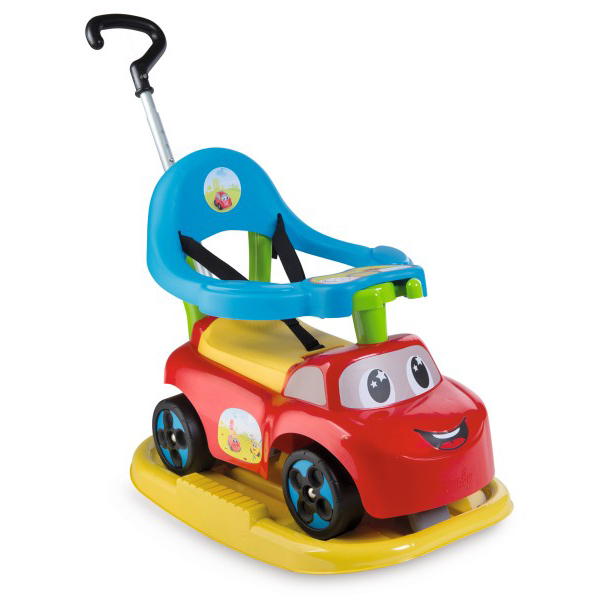 Каталка-качалка трансформер, со звукомМашинки-каталки для детей<br>Каталка-качалка трансформер, со звуком<br>
