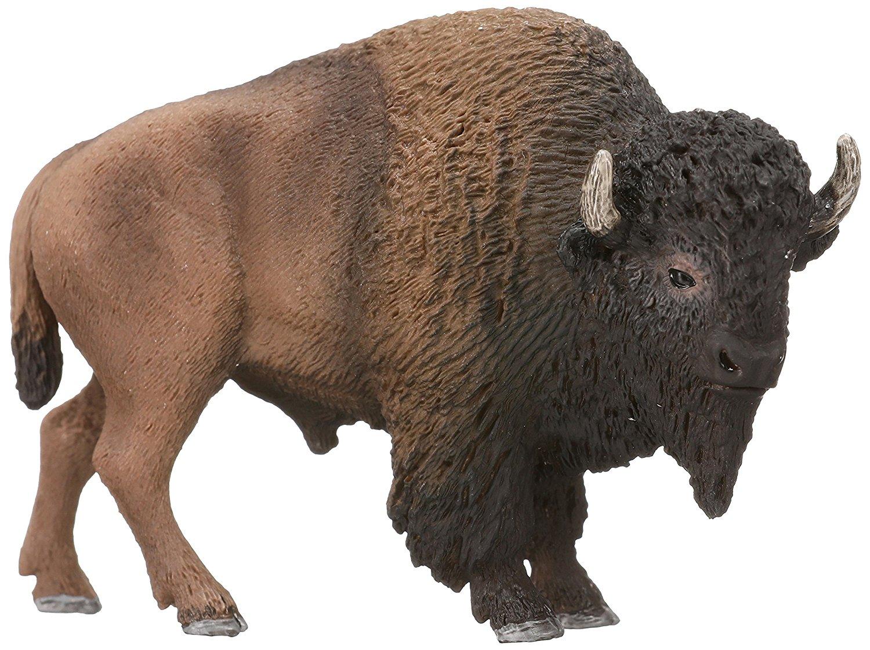 Купить Игровая фигурка – Американский бизон, 10, 9 см, Schleich