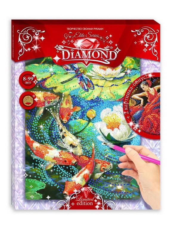 Мозаика Elite Series Diamond - Рыбы + Танец по цене 462