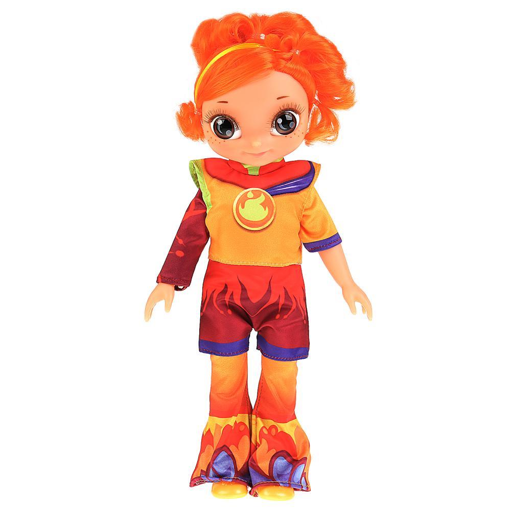 Купить Интерактивная кукла Сказочный патруль – Аленка, 32 см, мэджик, 15 песен и фраз, Карапуз