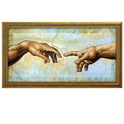 Купить Раскраска Сотворение Адама, Schipper