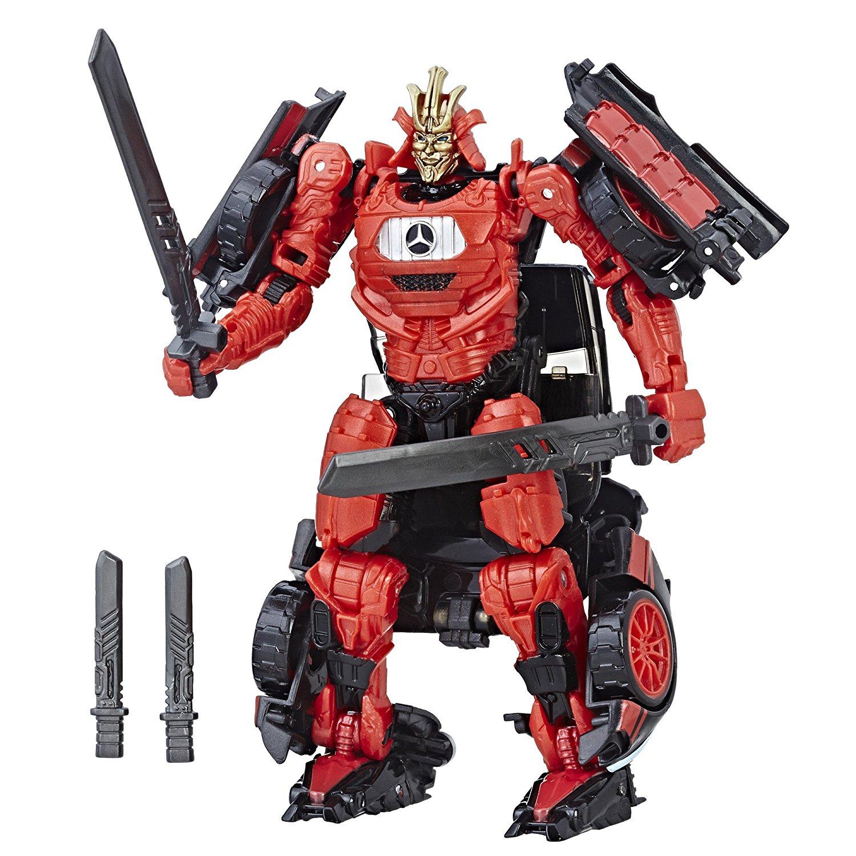 Купить Фигурка из серии Трансформеры 5: Делюкс - Автобот Дрифт, Hasbro