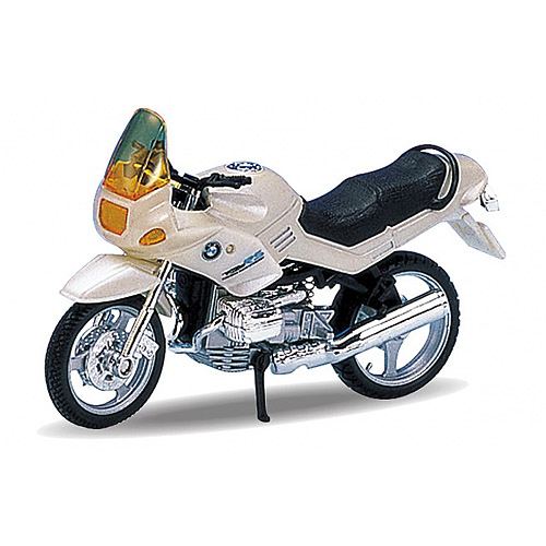 Коллекционный игрушечный мотоцикл модели BMW R1100RS, масштаб 1:18Мотоциклы<br><br>