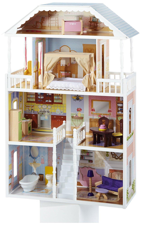 Кукольный домик для Барби – Саванна, с мебелью, 14 элементовКукольные домики<br>Кукольный домик для Барби – Саванна, с мебелью, 14 элементов<br>