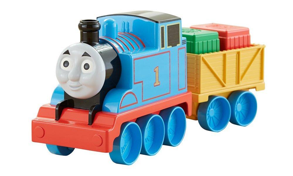 Купить Первый паровозик малыша «Томас и друзья», Mattel