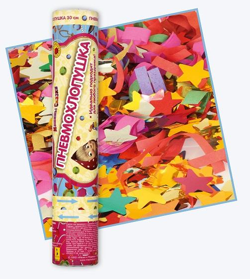Хлопушка «Машины сказки»  30 смМаша и медведь игрушки<br>Хлопушка «Машины сказки»  30 см<br>