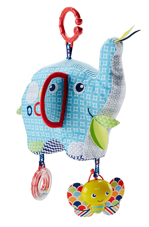 Fisher-Price. Плюшевая игрушка - СлоненокРазвивающие игрушки Fisher-Price<br>Fisher-Price. Плюшевая игрушка - Слоненок<br>