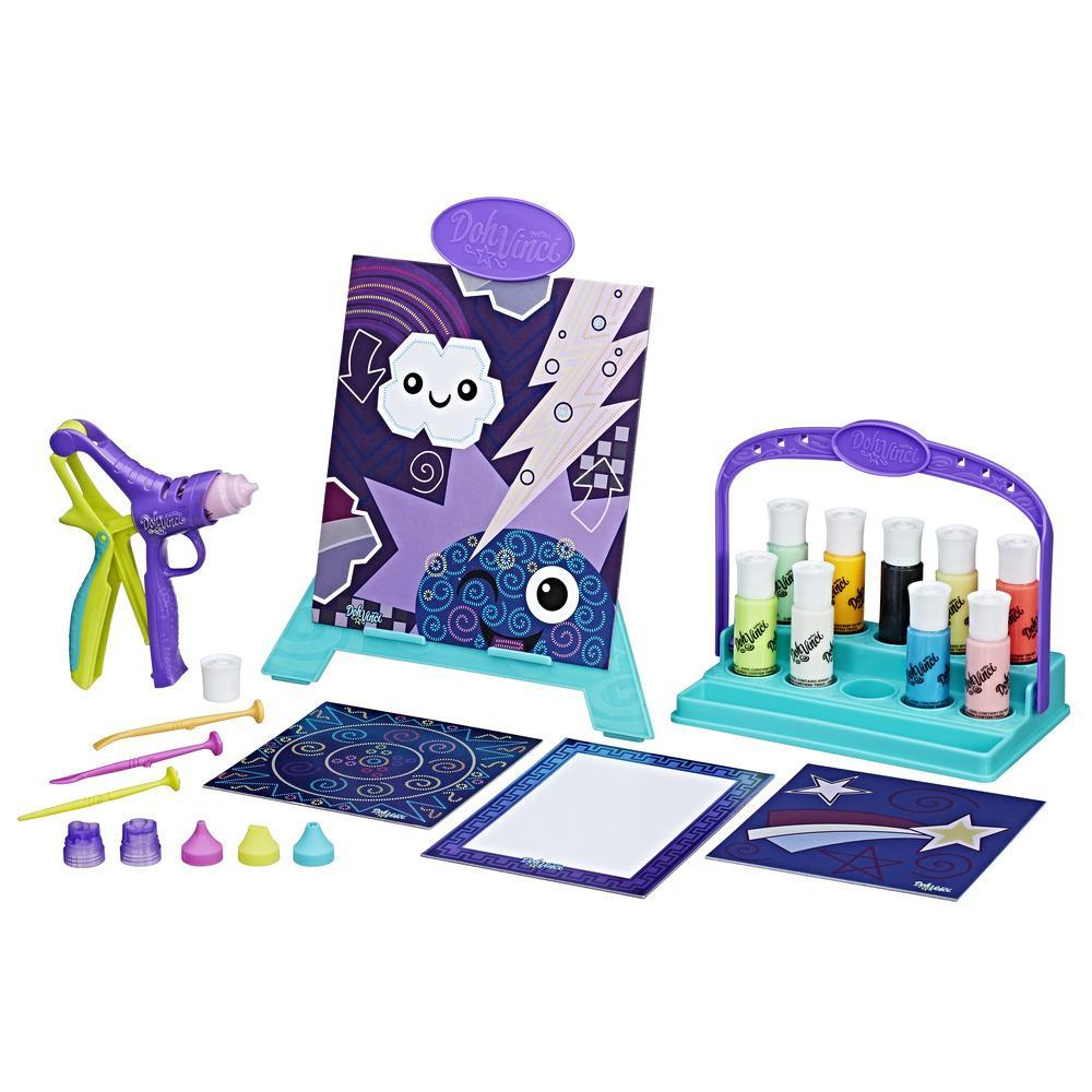 Купить Набор для творчества DohVinci - Арт-Студия, Hasbro