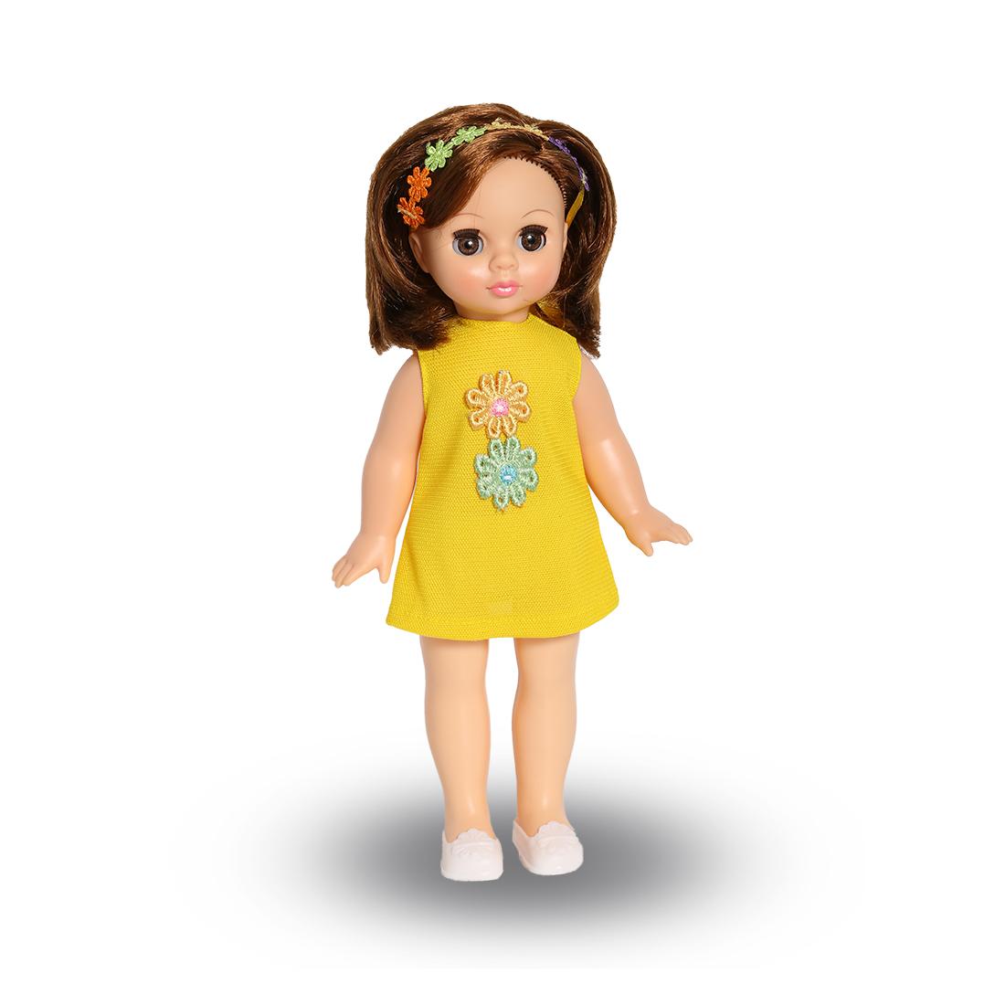 Кукла – Эля 20, 30,5 смРусские куклы фабрики Весна<br>Кукла – Эля 20, 30,5 см<br>