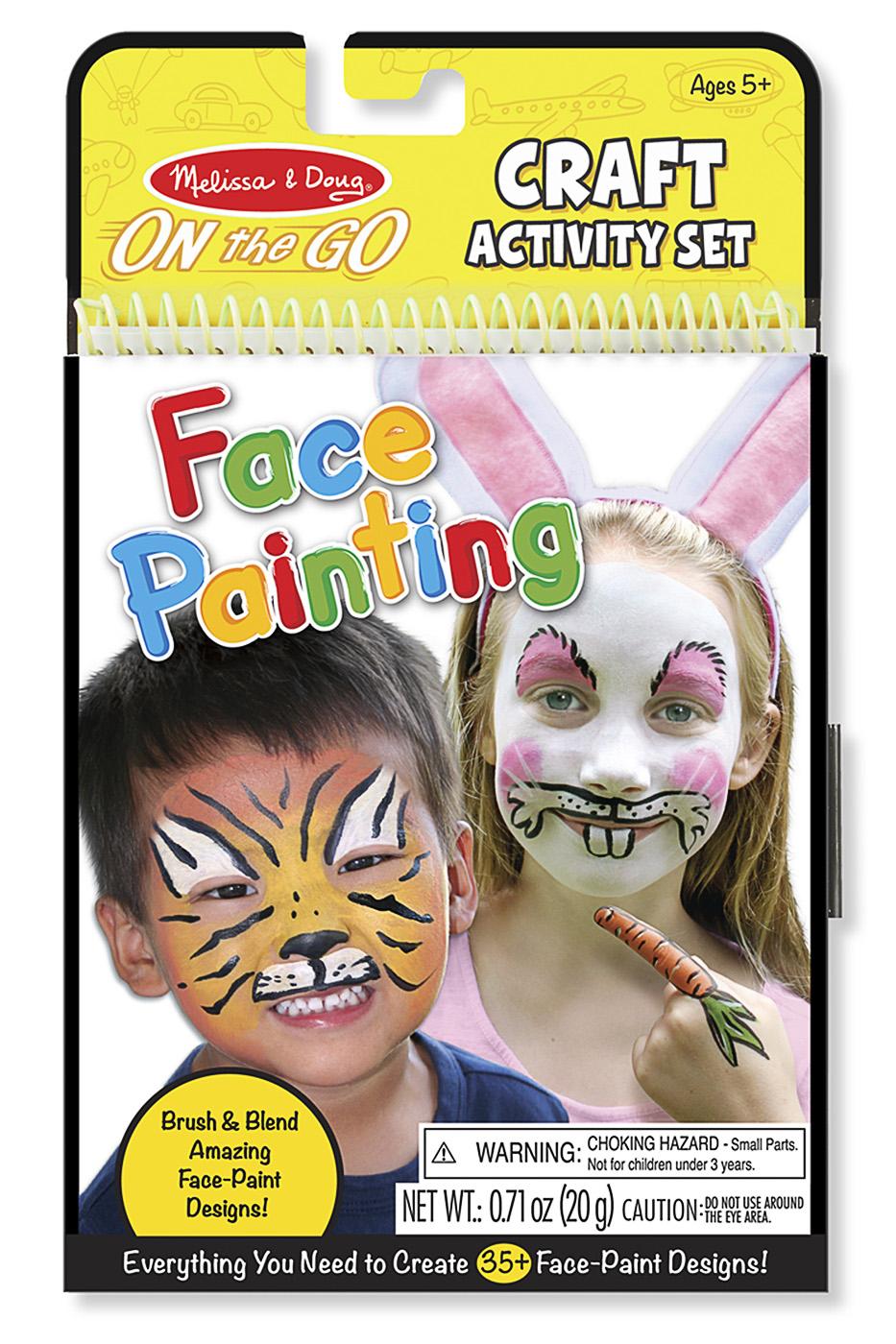Набор Творчество  - краски для гримаГрим для лица и тату<br>Набор Творчество  - краски для грима<br>