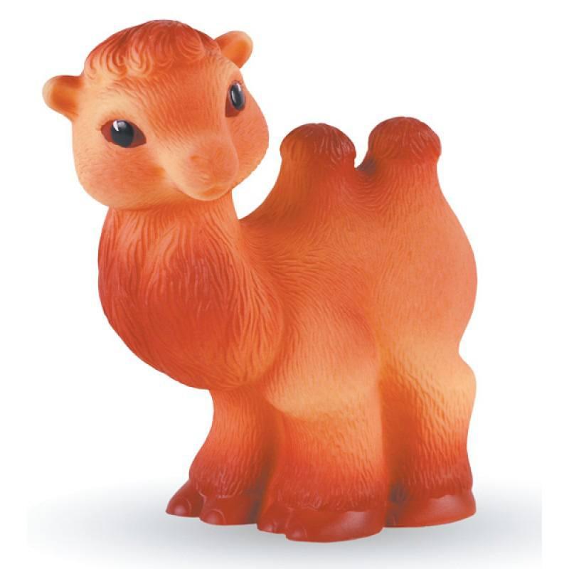 Игрушечная фигурка - ВерблюдРезиновые игрушки<br>Игрушечная фигурка - Верблюд<br>