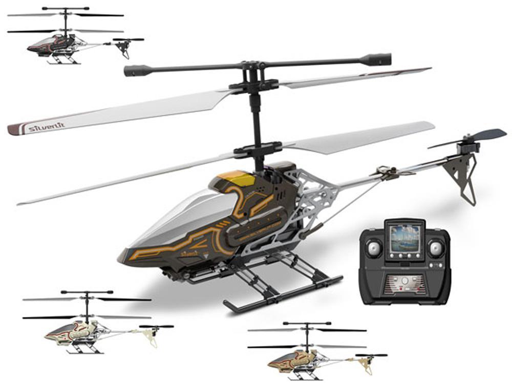 Silverlit Sky Eye - 3-х канальный радиоуправляемый вертолёт Скай Ай с камеройРадиоуправляемые вертолеты<br>Silverlit Sky Eye - 3-х канальный радиоуправляемый вертолёт Скай Ай с камерой<br>