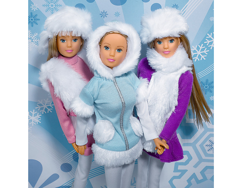 Кукла Штеффи в зимней одеждеКуклы Steffi (Штеффи)<br>Кукла Штеффи в зимней одежде<br>