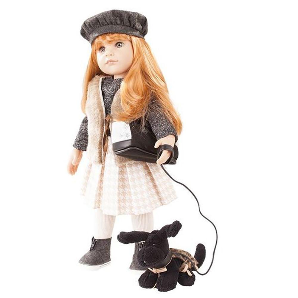 Кукла Ханна с собачкой от Toyway
