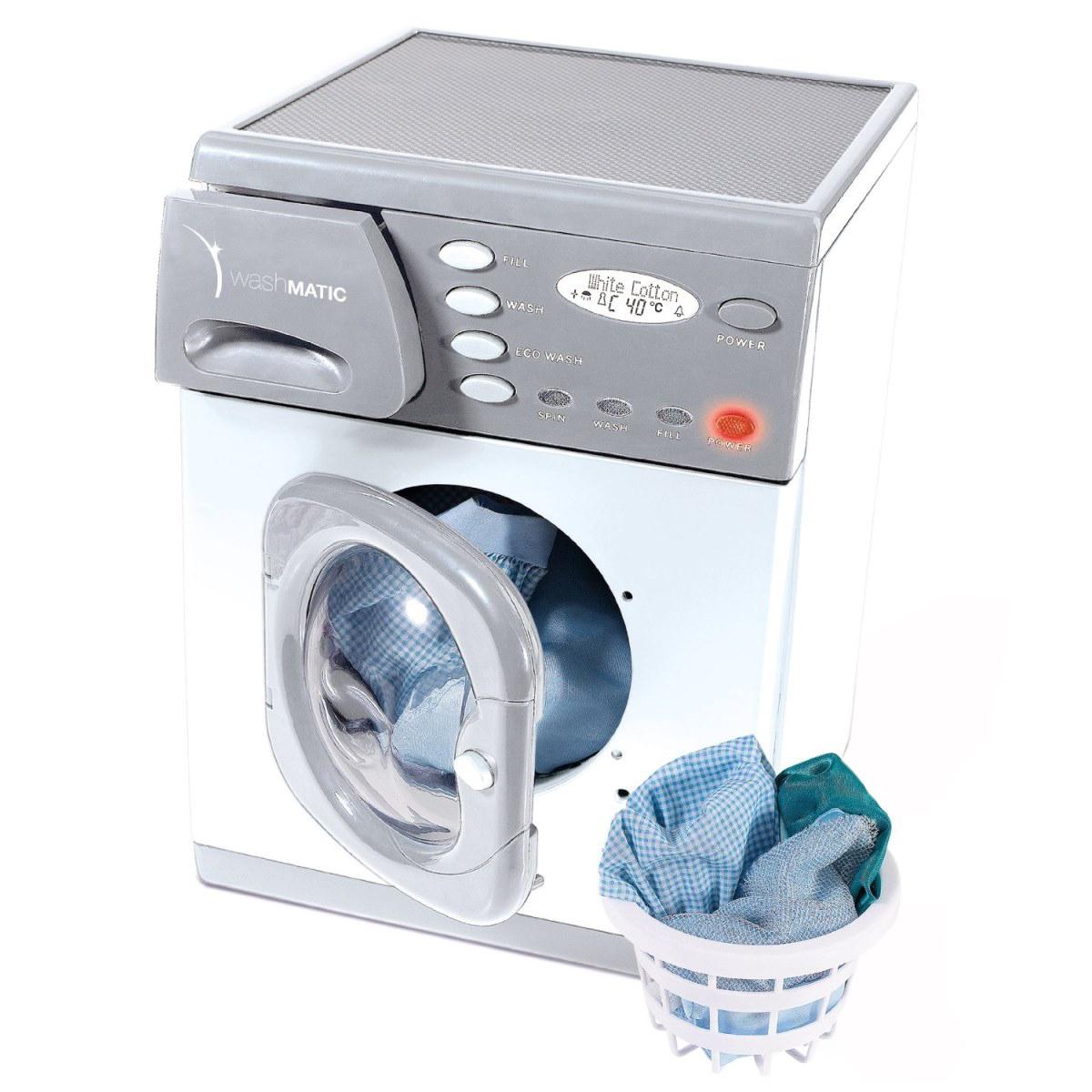 Игровой набор - Стиральная машинаУборка дома, стирка, глажка<br>Игровой набор - Стиральная машина<br>