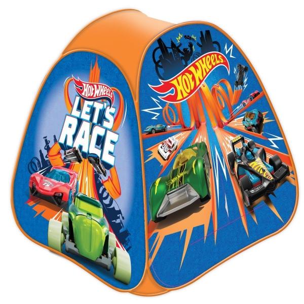 Купить Палатка детская игровая – Hot Wheels, в сумке, Играем вместе
