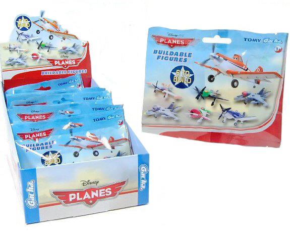 Самолеты Pixar, сборная фигуркаСамолеты Disney (Planes)<br>Самолеты Pixar, сборная фигурка<br>