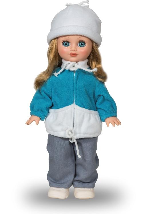 Кукла Олеся 8 со встроенным звуковым механизмом,  35 смРусские куклы фабрики Весна<br>Кукла Олеся 8 со встроенным звуковым механизмом,  35 см<br>