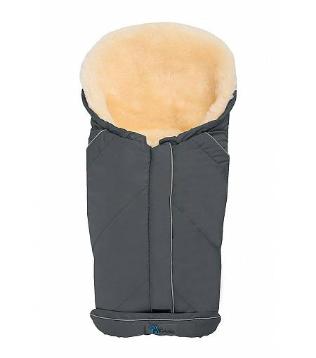 Зимний конверт MT2003-LP Altabebe Lambskin-Car Seat Bag, темно-серыйЗимние конверты<br>Зимний конверт MT2003-LP Altabebe Lambskin-Car Seat Bag, темно-серый<br>