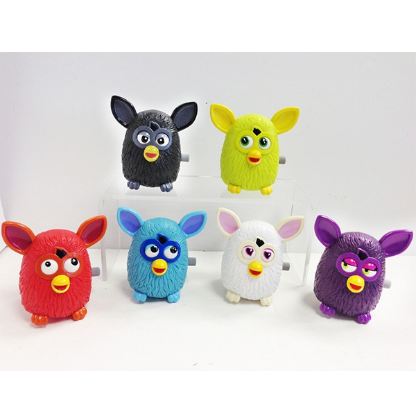 Заводные фигурки ФербиFurby, Лохматики, YooHoo&amp;Friends <br>Заводные фигурки Ферби<br>