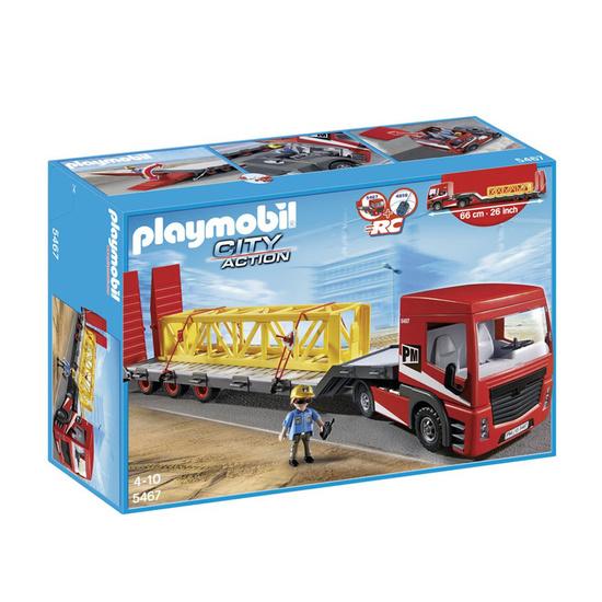 Игровой набор Стройка: Большой грузовикКарьерная техника<br>Игровой набор Стройка: Большой грузовик<br>
