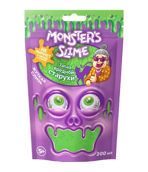 Monster's slime - Запах вредной бабушки фото