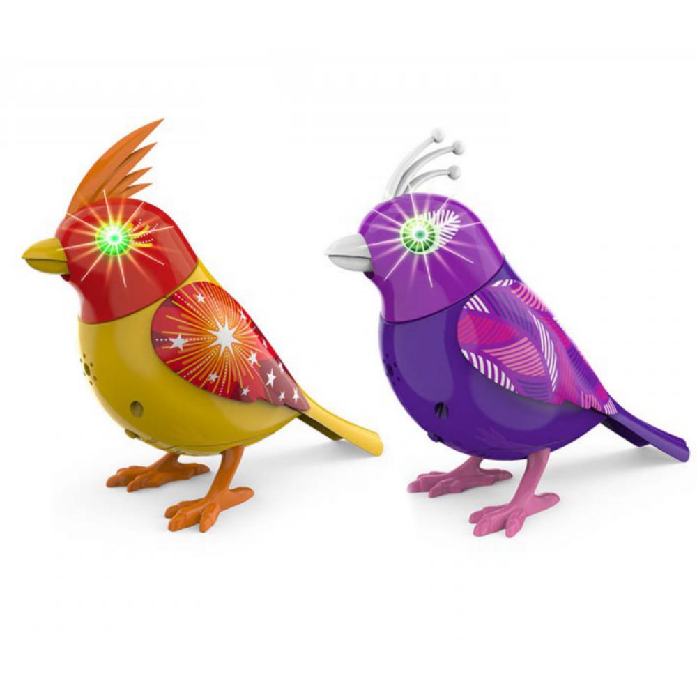 Птичка с мерцающими глазамиИнтерактивные птички DigiBirds<br>Птичка с мерцающими глазами<br>