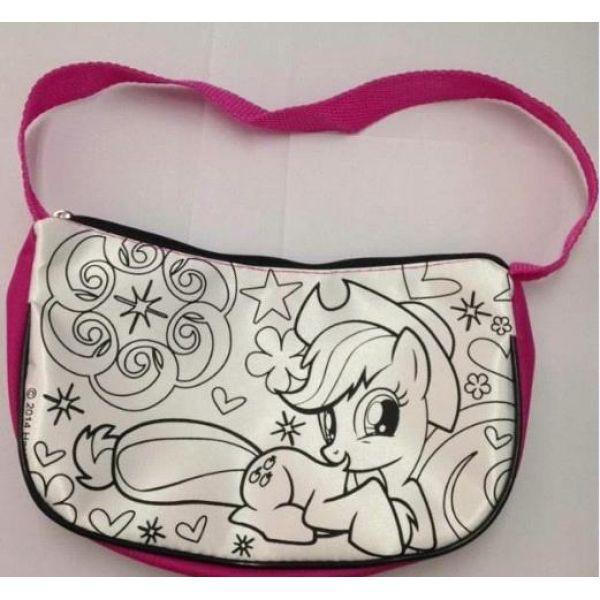 Набор для творчества – сумочка для росписи Моя маленькая пониДетские сумочки<br>Набор для творчества – сумочка для росписи Моя маленькая пони<br>