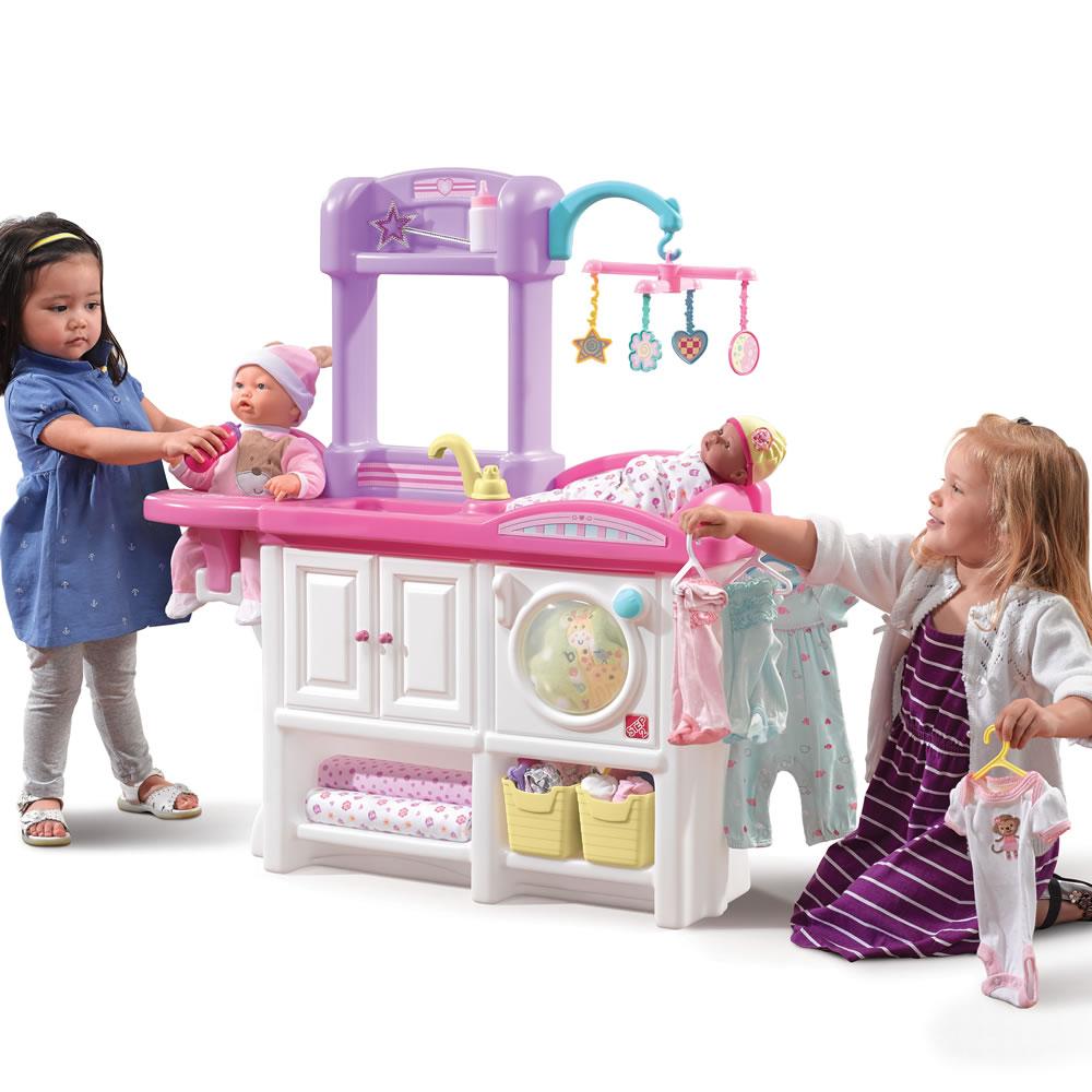 Игровой набор  Будущая мама 2 - Наборы для кормления и купания пупса, артикул: 160750